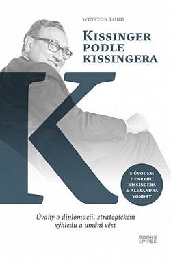 Kissinger podle Kissingera obálka knihy