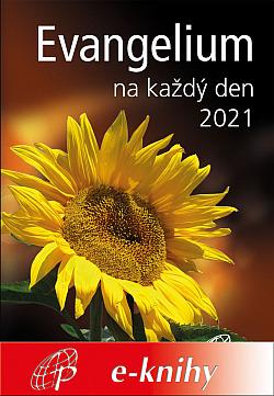 Evangelium na každý den 2021 obálka knihy