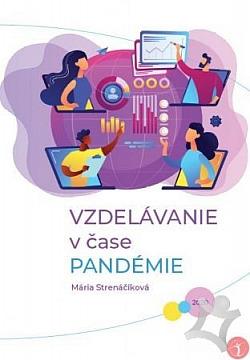 Vzdelávanie v čase pandémie obálka knihy