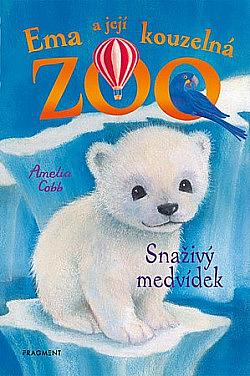 Snaživý medvídek obálka knihy