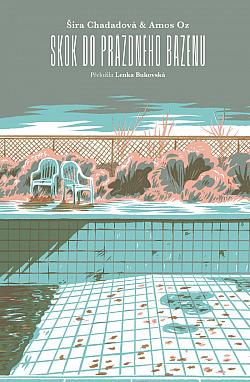 Skok do prázdného bazénu obálka knihy