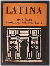 Latina pro střední všeobecně vzdělávací školy obálka knihy