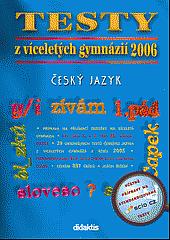 Testy z víceletých gymnázií ´99 český jazyk