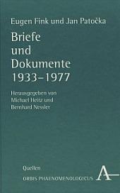 Briefe und Dokumente 1933-1977 obálka knihy