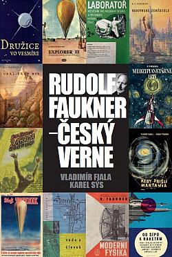 Rudolf Faukner - český Verne obálka knihy