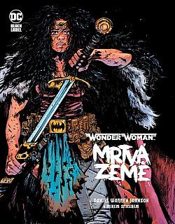 Wonder Woman: Mrtvá Země obálka knihy