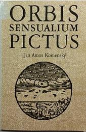 Orbis sensualium pictus obálka knihy