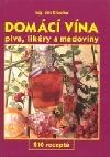 Domácí vína, piva, likéry a medoviny