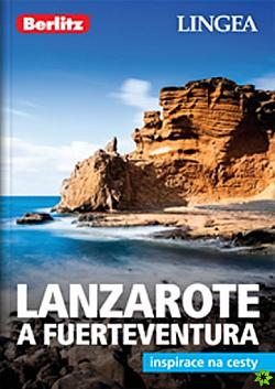 Lanzarote a Fuertaventura obálka knihy