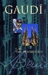 Gaudí obálka knihy