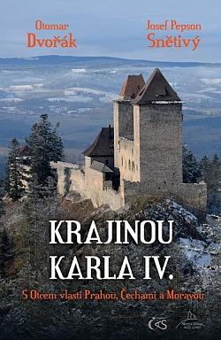 Krajinou Karla IV. obálka knihy