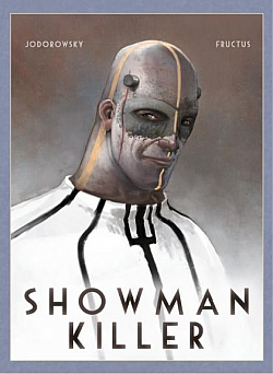 Showman Killer obálka knihy