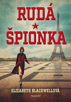 Rudá špionka obálka knihy