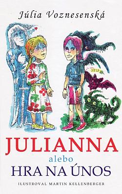 Julianna alebo Hra na únos obálka knihy