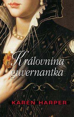 Královnina guvernantka obálka knihy