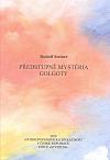 Předstupně mystéria Golgoty