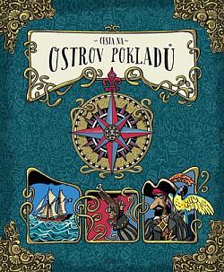 Cesta na ostrov pokladů obálka knihy