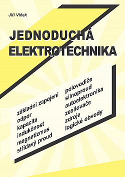 Jednoduchá elektrotechnika obálka knihy
