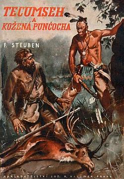 Tecumseh a Kožená punčocha obálka knihy