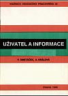 Uživatel a informace