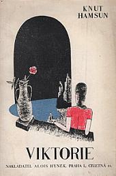 Viktorie obálka knihy