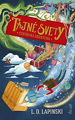 Cestovná agentúra Tajné svety obálka knihy
