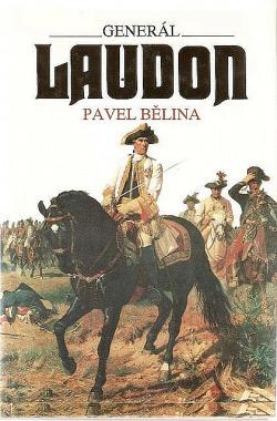 Generál Laudon obálka knihy