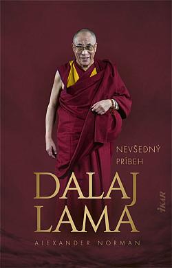 Dalajlama - Nevšedný príbeh obálka knihy