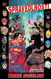 Liga spravedlnosti 7: Ztracená spravedlnost