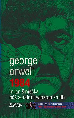 1984 / Náš soudruh Winston Smith obálka knihy