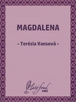 Magdalena obálka knihy
