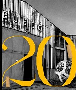 Bubec 20: Příběh uměleckého studia obálka knihy