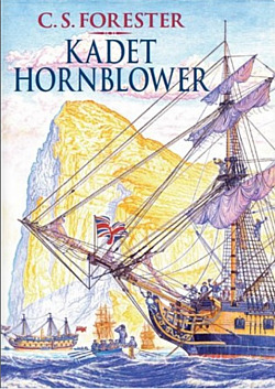 Kadet Hornblower obálka knihy