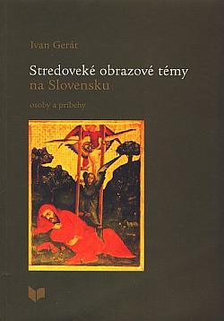 Stredoveké obrazové témy na Slovensku obálka knihy