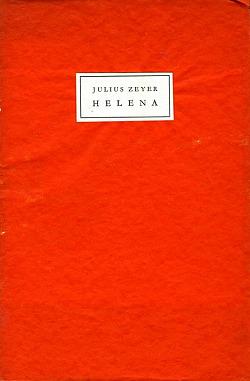 Helena obálka knihy