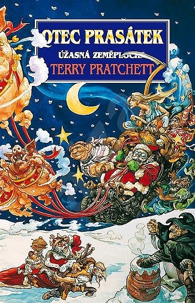 Kniha Otec prasátek (Terry Pratchett)