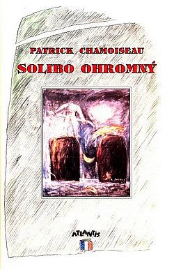 Solibo Ohromný obálka knihy