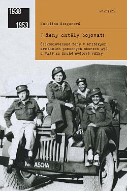 I ženy chtěly bojovat! obálka knihy