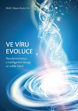 Ve víru evoluce obálka knihy