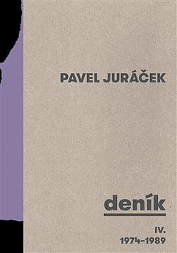 Deník IV.: 1974–1989 obálka knihy