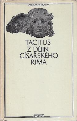 Z dějin císařského Říma obálka knihy
