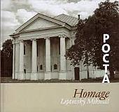 Pocta - Homage Liptovský Mikuláš obálka knihy