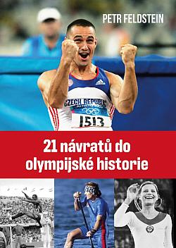 21 návratů do olympijské historie obálka knihy
