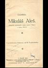 Mikuláš Aleš - Několik poznámek o jeho umění