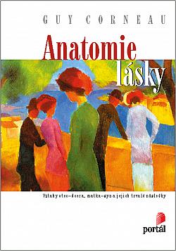 Anatomie lásky obálka knihy