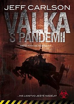 Válka s pandemií obálka knihy