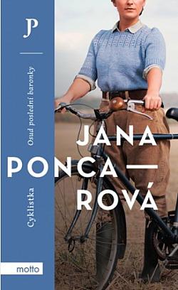 Cyklistka - Osud poslední baronky obálka knihy