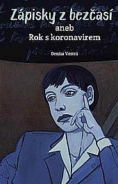 Zápisky z bezčasí aneb Rok s koronavirem obálka knihy