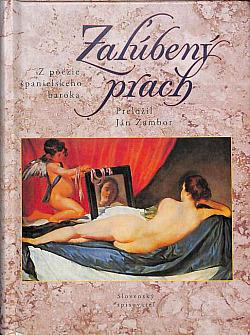Zaľúbený prach obálka knihy