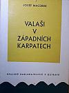 Valaši v západních Karpatech v 15.-18. století